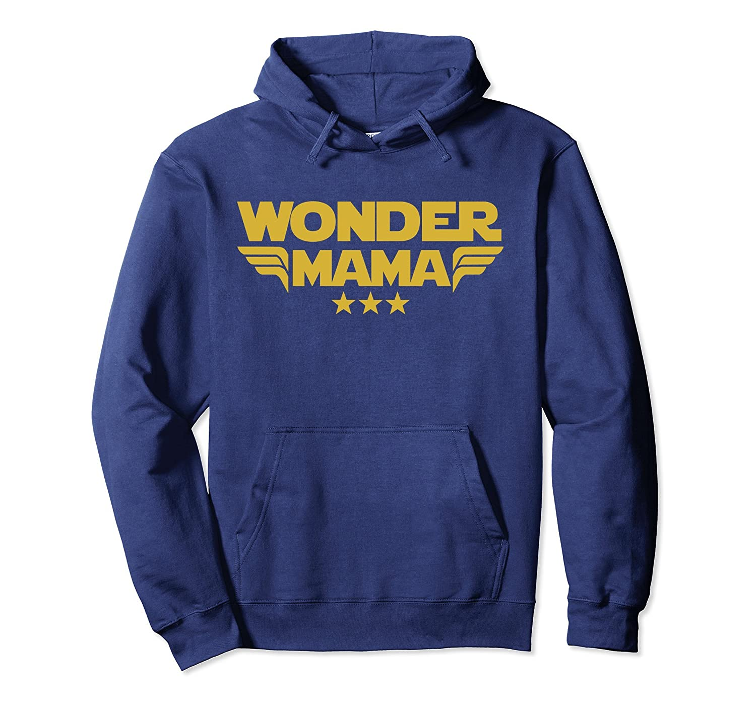 Wonder Mama, Mother Shirt Gift For Mom-Awarplus