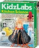4M Kitchen Science Kit - DIY Chemistry Experiment Lab STEM Toys Gift for Kids & Teens, Boys & Girls