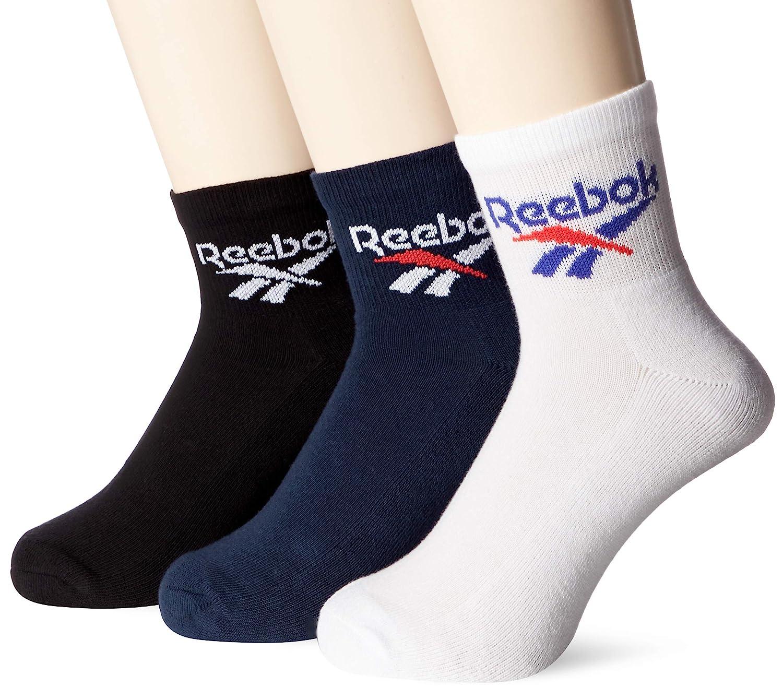 White White Socken Strümpfe CL Lost /& Found Sock White Reebok