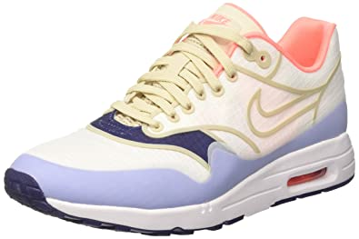 NIKE WMNS Air Max 1 Ultra 2.0 Si, Sneakers Basses Femme, Beige (Sail