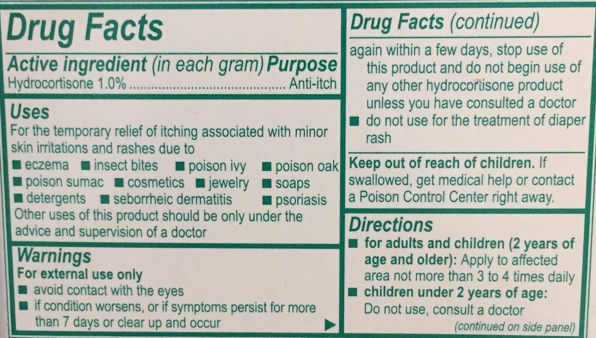 Medi-First Anti-Itch Cream, 1% Hydrocortisone, Maximum Strength, 1/32 Ounce - MS60725 (100 Packets) by Medi-First