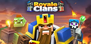 Royale Clans - Clash of Wars by Geodelt Limited