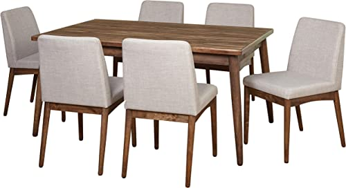 Target Marketing Systems Element Contemporary Style Dining Room Set