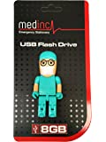 Medical Themed 8GB USB's memory sticks, great for students (Surgeon)