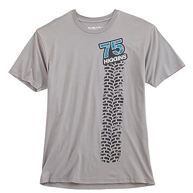 Amazon Com Subaru Rally Team Tee T Shirt Higgins 75 Sti Official
