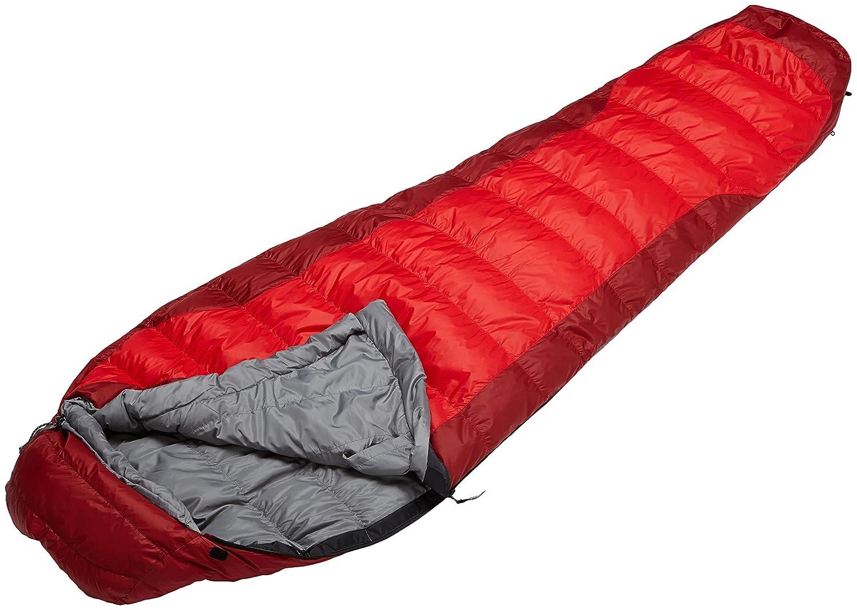 Deuter Schlafsack Trek Lite +3 Grad - Saco de dormir momia para acampada, color rojo/rosa, talla 13 x 13 x 30 cm: Amazon.es: Deportes y aire libre