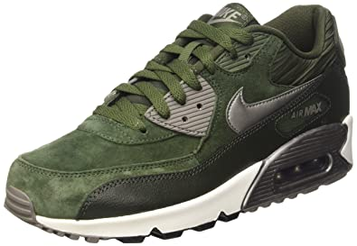 NIKE Women s Wmns Air Max 90 Lthr db5754ed2bb