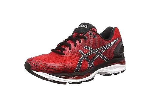 f3bb49f753d ASICS Gel-Nimbus 18 Chaussures de Running Compétition Homme