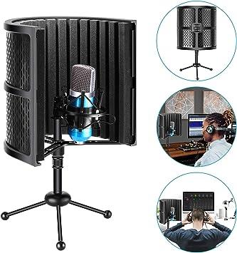 Amazon.com: Neewer - Protector de micrófono compacto con ...