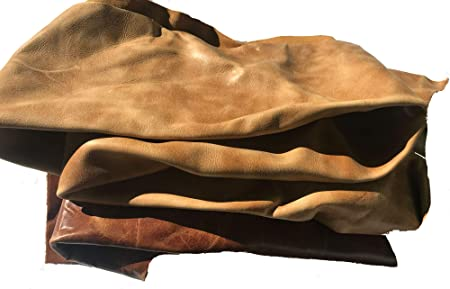leather for tassels leather scraps genuine leather piece Leather pieces