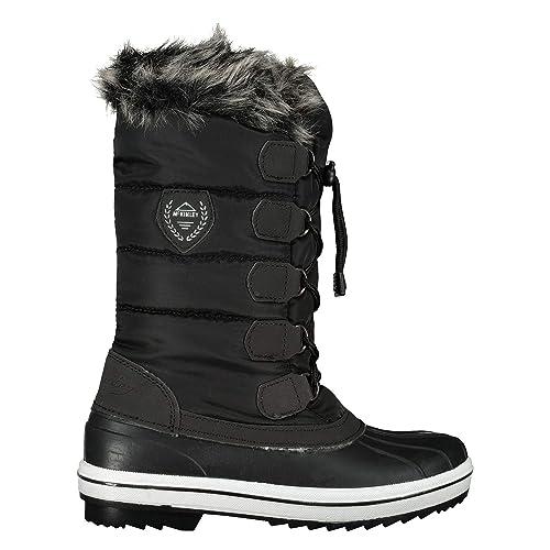 056005e820 McKinley Women s s Apr u00e8s-stiefel Emma Ii W Snow Boots Black 050 ...