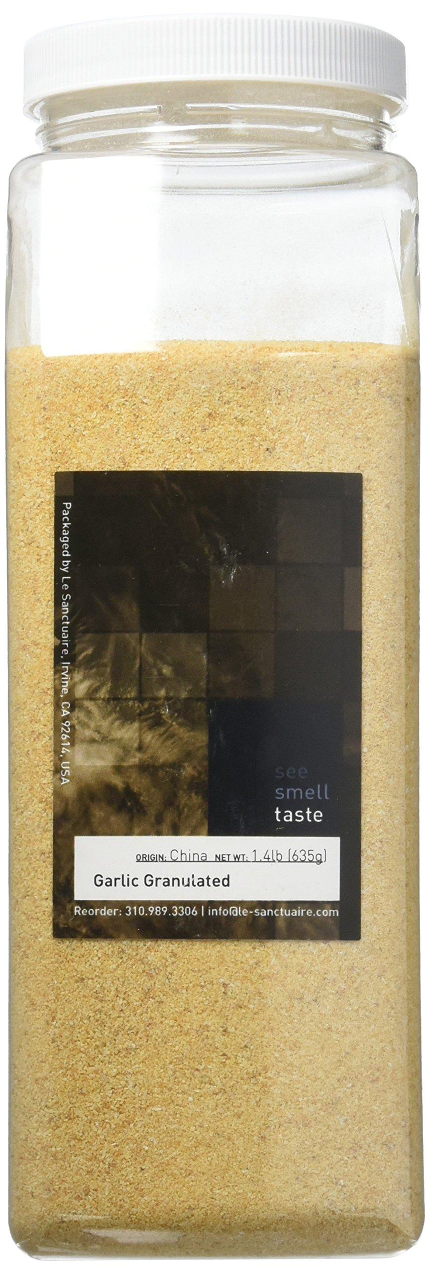 See Smell Taste Garlic Granulated, 1.4 Pound