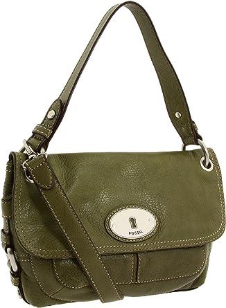 e598577c77f Fossil Maddox ZB4503, Green Olive: Handbags: Amazon.com