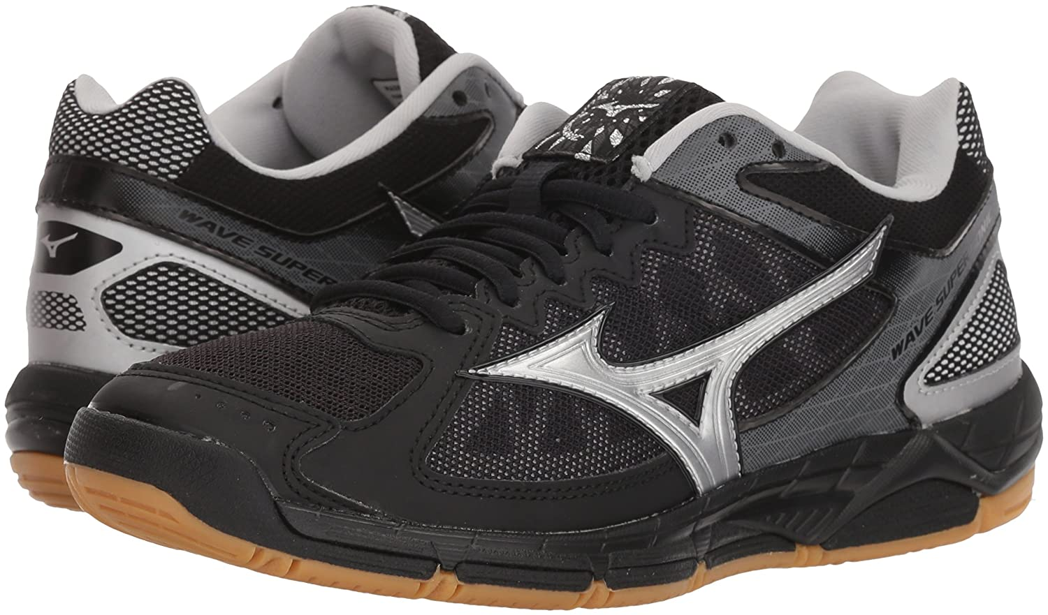 579ba6a3d5b5 Amazon.com | Mizuno Women's Wave Supersonic Volleyball Shoes | Volleyball