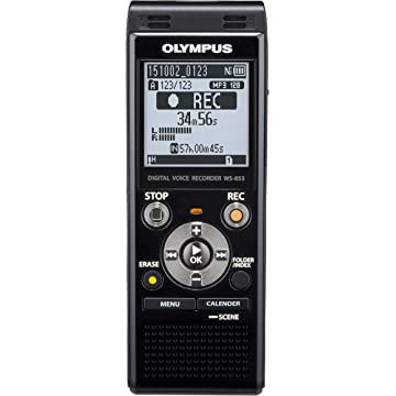 top best Olympus Voice WS-853