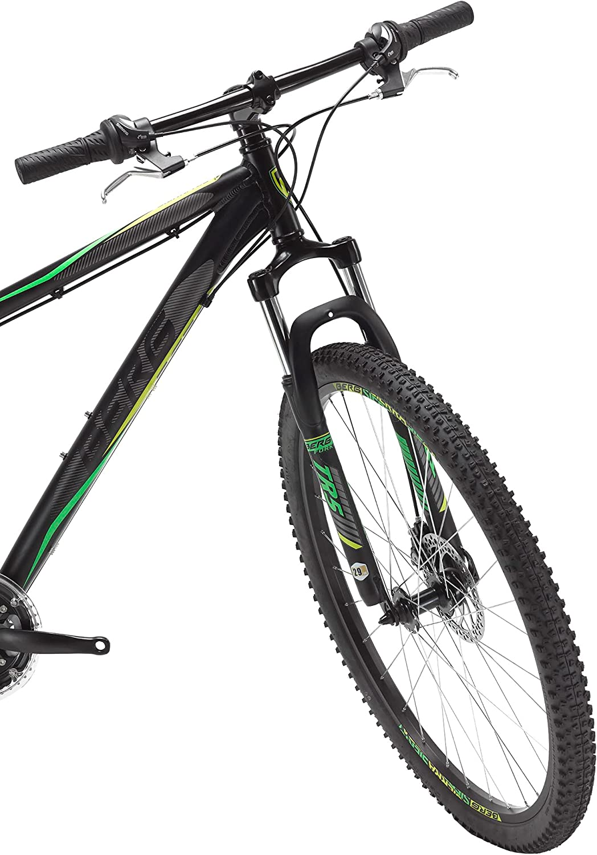 Berg Bicicleta Sierra 20 7N Man L BK/Gn_Cy Negro/Verde: Amazon.es: Deportes y aire libre
