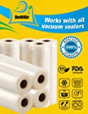"11"" x 25' Rolls (Fits Inside Machine) BULK 8 Pack"