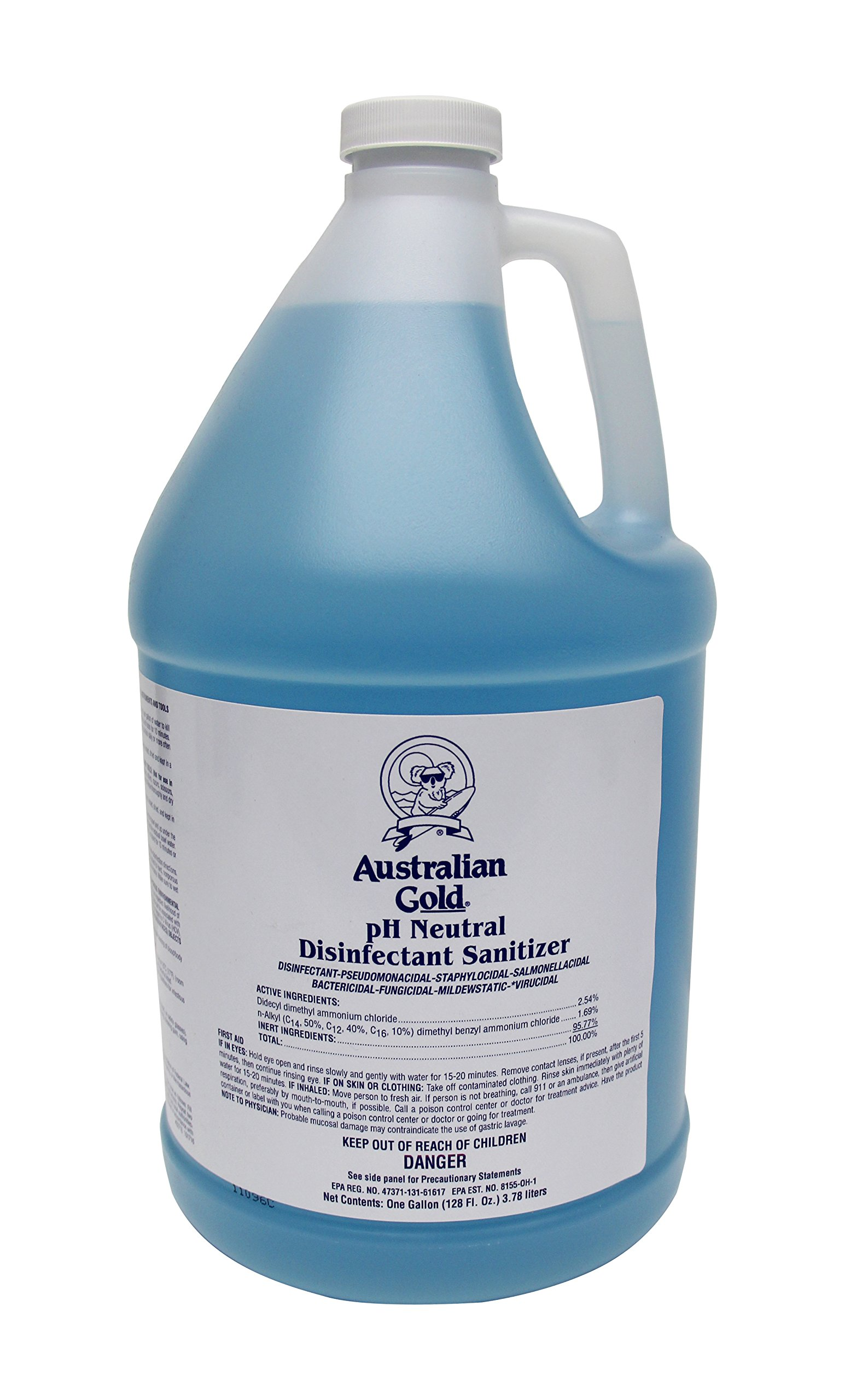 Australian Gold PH Neutral Disinfectant Cleaner 128oz (1 Gallon) by Unknown (Image #1)