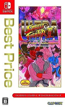 Amazon | ULTRA STREET FIGHTER II The Final Challengers (ウルトラストリートファイターII ザ・ファイナルチャレンジャーズ) Best Price - Switch | ゲームソフト