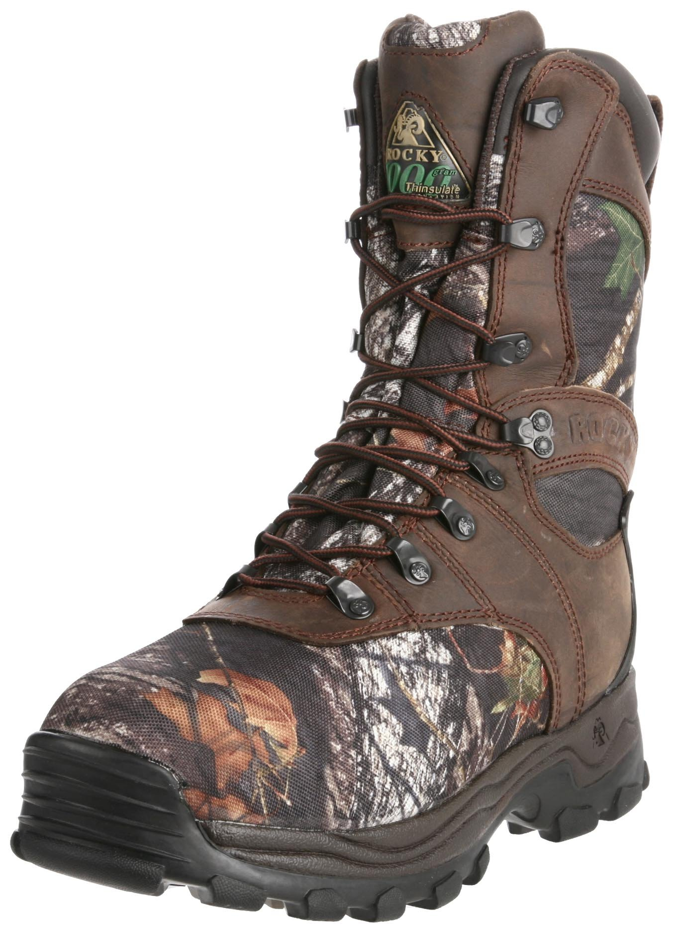 Rocky Men's Sport Utility Pro Hunting Boot,Mossy Oak,12 W US by Rocky