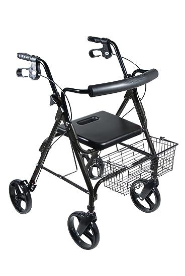Amazon.com: drive medical D-Lite Andador, 750NBK, Universal ...