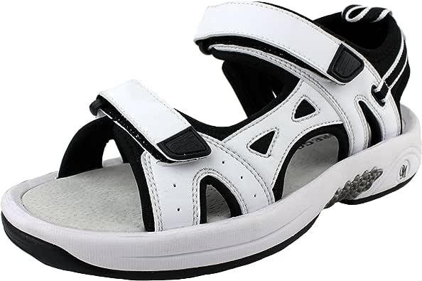 Oregon Mudders Womens WCS500 Golf Sandal with Turf Nipple Sole