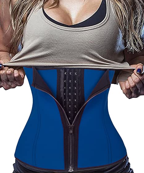 737086c5eb Double Control Waist Trainer Corset Tummy Control Body Shaper Fat ...