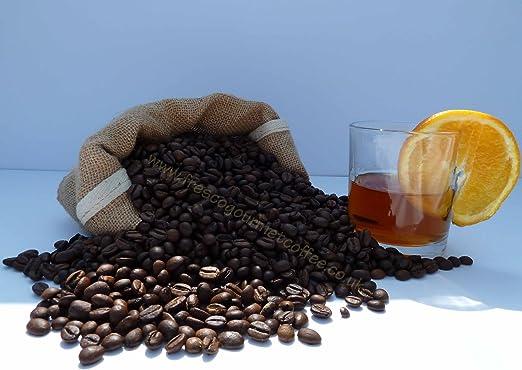 Grand Marnier con sabor a café, Cafetera de émbolo, 200 g: Amazon ...