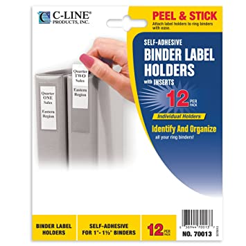 how to make binder spine inserts