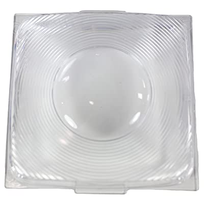 Arcon 11826 Single Light with Optic Lens and White Base: Automotive