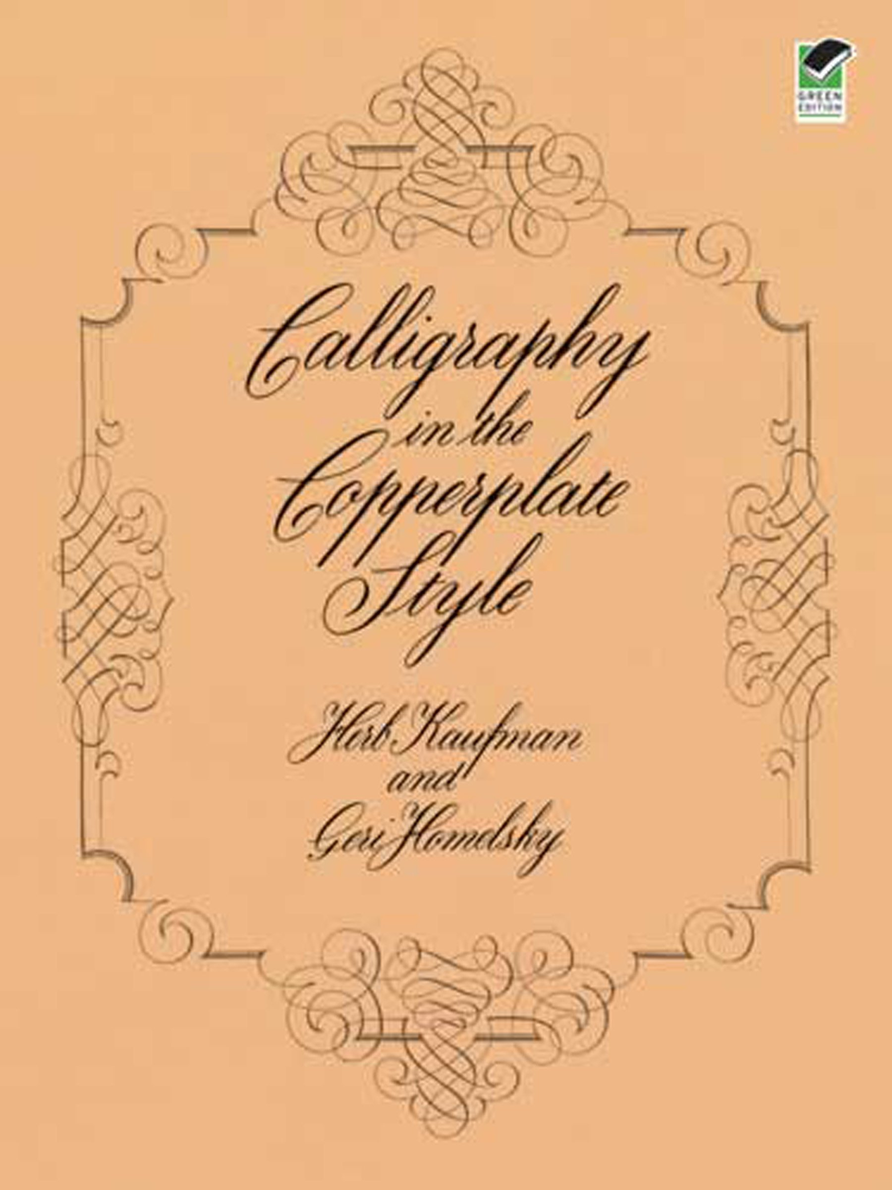 calligraphy in the copperplate style lettering calligraphy