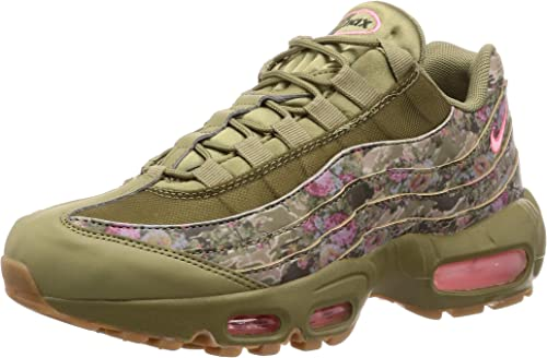 tablero Whitney Leer  Nike Air Max 95 - Camuflaje floral para mujer, Neutral Olive / Arctic  Punch-gum Light Brown, 8 M US: Amazon.com.mx: Ropa, Zapatos y Accesorios