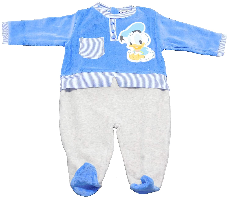 Baby Langarmshirt Shirt 62-92 Disney Minnie Maus Gr Blau
