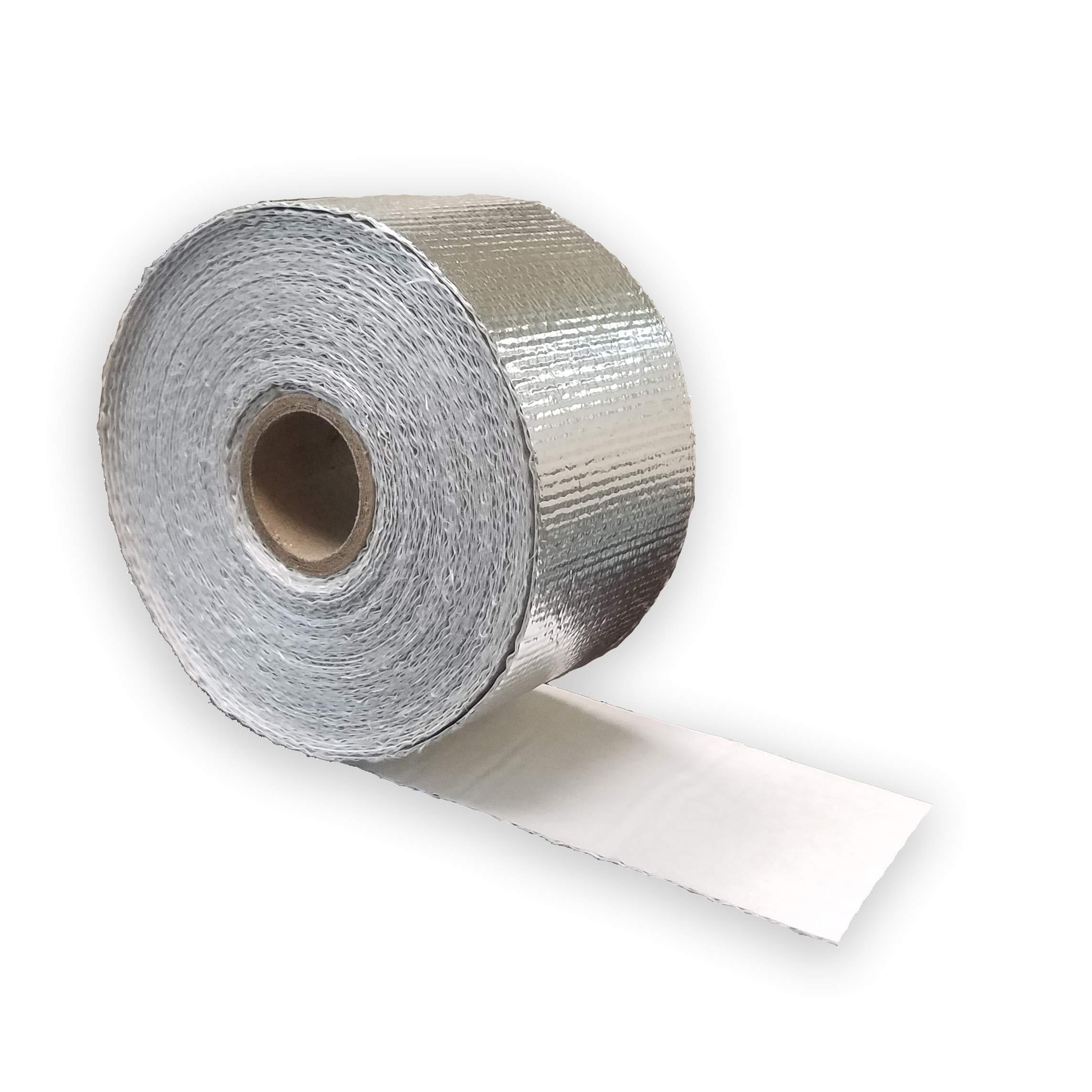 Newtex Z-Flex Self-Adhesive Heat Reflective Tape (2.0'' x 25')