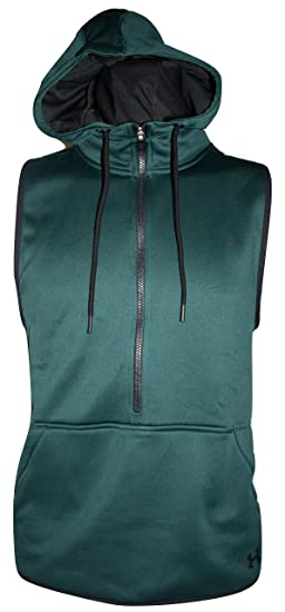 e9e7a23a6dce Amazon.com  Under Armour UA Storm Armour Fleece Sleeveless Hoodie ...