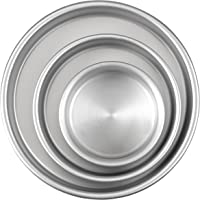 Wilton Industrias Desempeo 2105-2101 4-pieza redonda Cake Pan Set