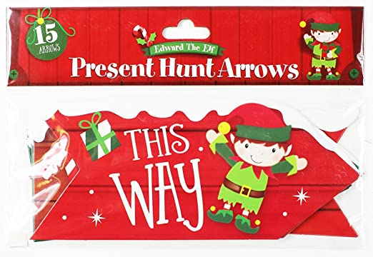 ** EDWARD THE ELF SANTA TRACKER KIT MAP STICKERS KEY CHRISTMAS CHILDRENS XMAS