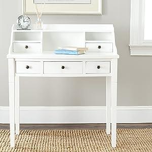 Safavieh American Homes Collection Landon White Writing Desk