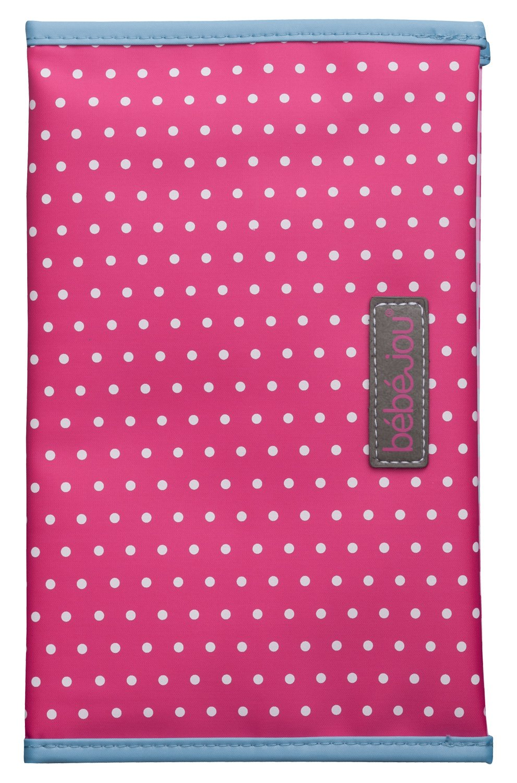 color rosa B/éb/é-Jou 310244 Guardapa/ñales plastificado
