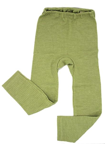 Cosi lana infantil de Leggings by WOLL Body® especial calidad 45%, algodón orgánico