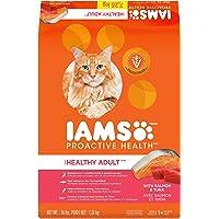 Iams Proactive Health Dry Cat Food - Salmon & Tuna - 3.18kg - Salmon & Tuna - 7.26kg, 1 Pack