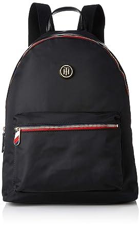 best deals on new appearance new lifestyle Tommy Hilfiger Poppy Backpack, Sacs à dos femme, Noir (Black ...
