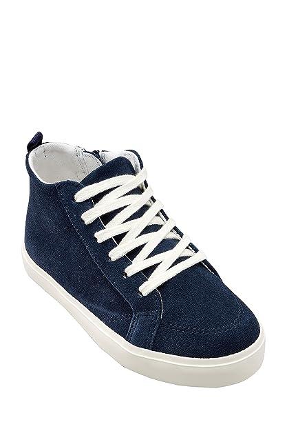 Next Niños Zapatillas De Skate Abotinadas (Niño Mayor) EU 42 Azul Marino: Amazon.es: Zapatos y complementos