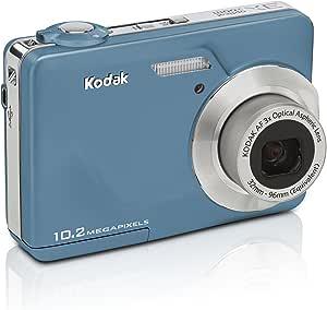 Câmera digital Kodak EasyShare C180 10 MP com zoom óptico