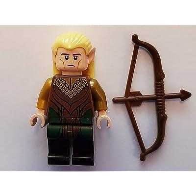 Lego Hobbit Legolas Greenleaf Minifigure: Toys & Games