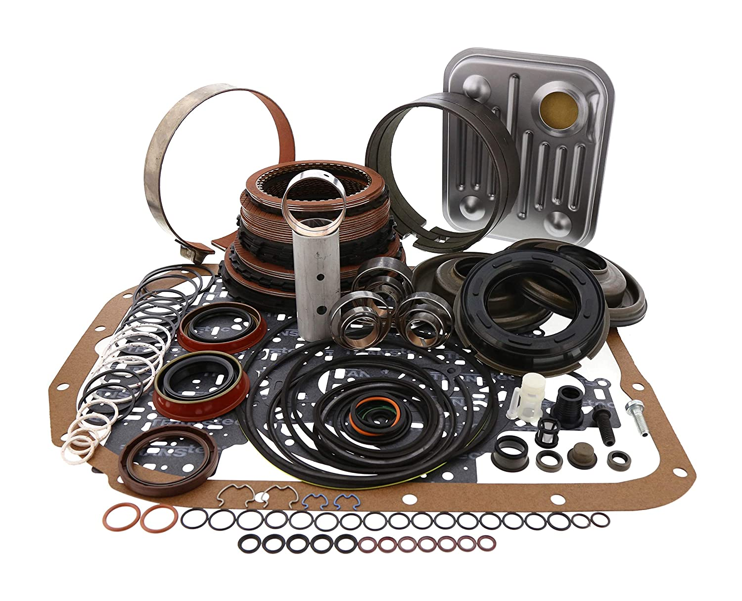 Chevy 4L80E Raybestos Stage 1 Performance Transmission Deluxe Rebuild Kit 1997-On Alto Products