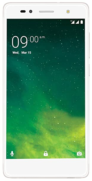 Lava Z10 (Gold) Smartphones at amazon