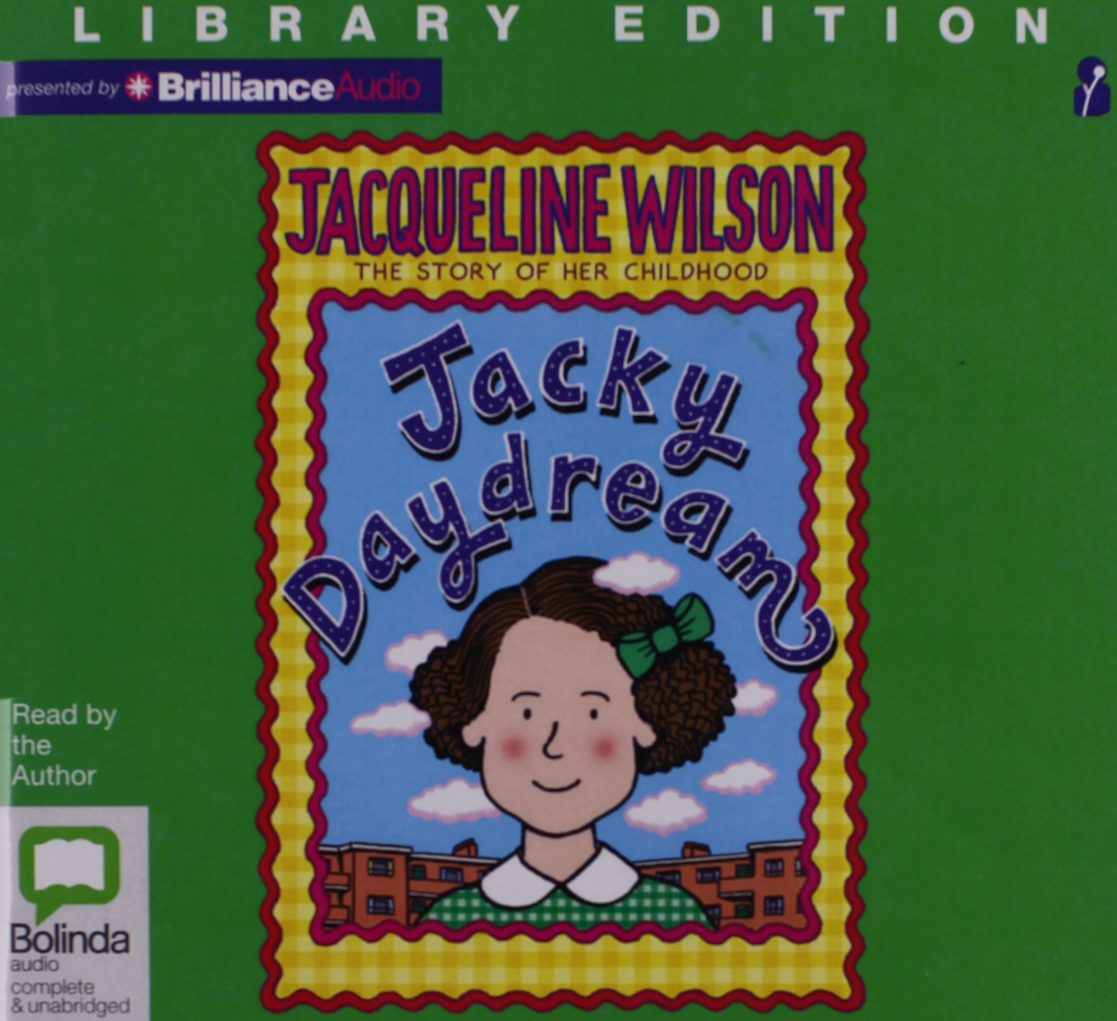 Jacky Daydream by Bolinda Audio