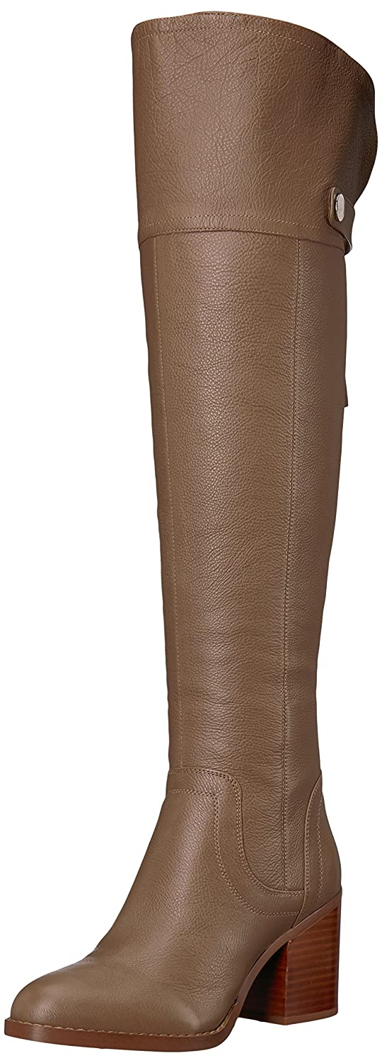 Franco Sarto Women's Ollie Over The Knee Boot B073YD186X 9 B(M) US|Dover Taupe