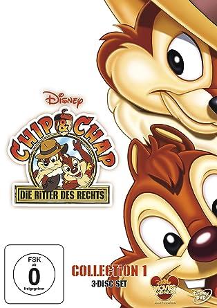 Chip Chap Die Ritter Des Rechts Collection 1 3 Dvds Amazon De